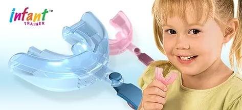 исправление прикуса у детей с какого возраста