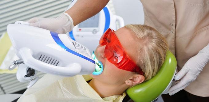 отбеливание зубов системой beyond