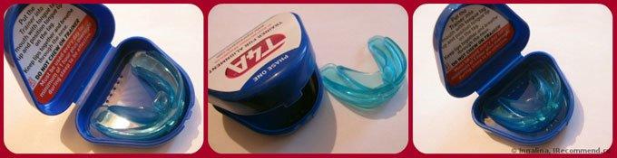 капы для прикуса зубов