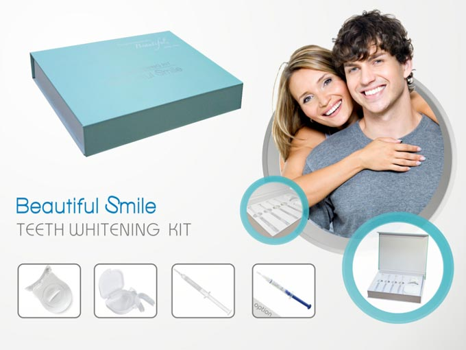 набор для домашнего отбеливания Beautiful smile