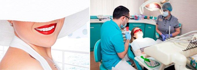 отбеливание зубов амазинг вайт