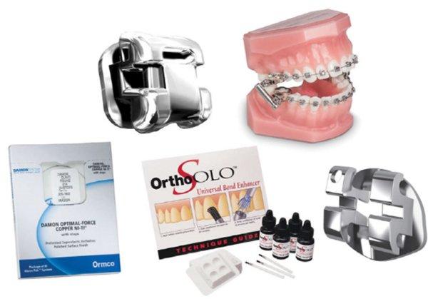 брекеты Titanium Orthos 2