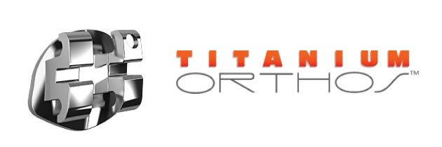 титановые брекеты orthos