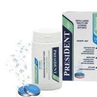 Виды таблеток для протезов
