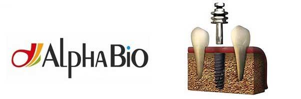установка имплантов альфа био