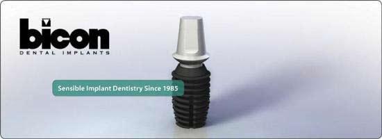 установка зубных имплантов байкон
