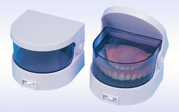 ультразвуковая очистка зубных протезов
