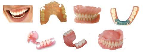 полиуретановые зубные протезы