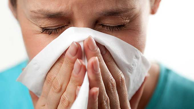 аллергия на акриловые зубные протезы