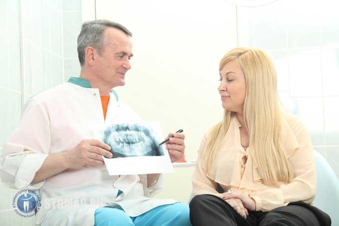 Противопоказания к установке зубных имплантов