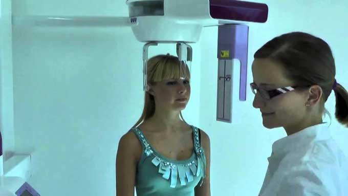 ортопантомограф цефалостатом