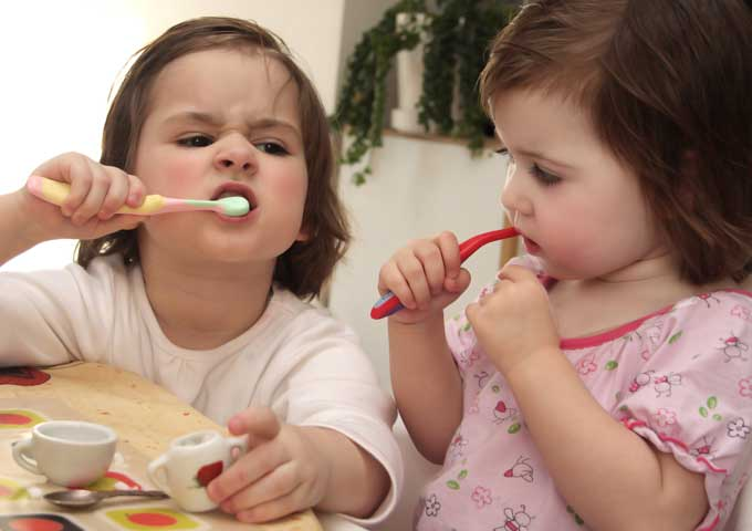 флюороз у детей