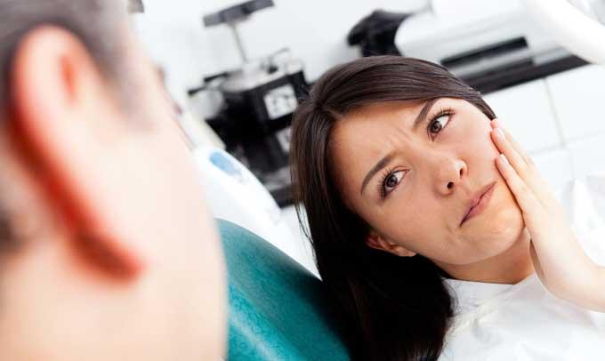 острая зубная боль чем снять
