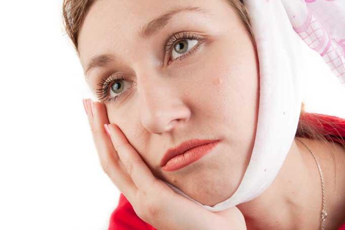 как снять зубную боль у ребенка