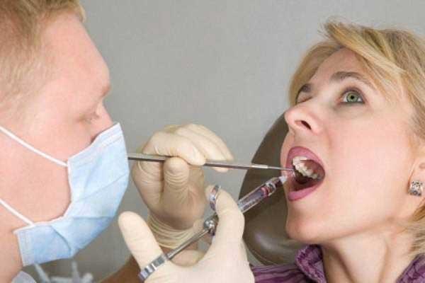 лидокаин от зубной боли