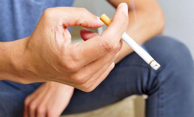 курение как причина рака десны