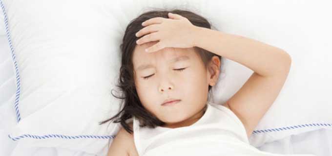 от стресса ребенок скрипит зубами