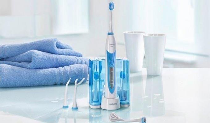 принцип действия ультразвуковой зубной щетки