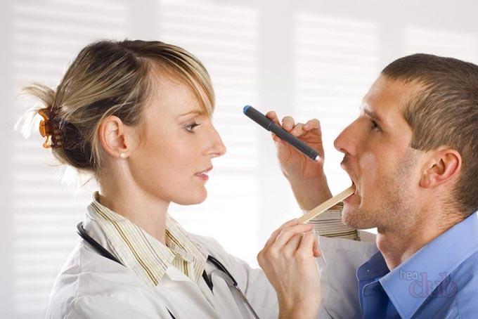 лечение глоссодинии