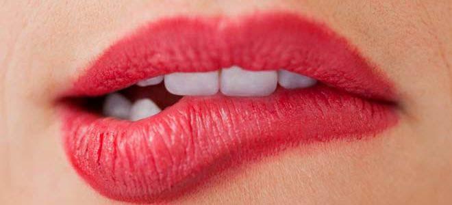 удаление кисты на губе