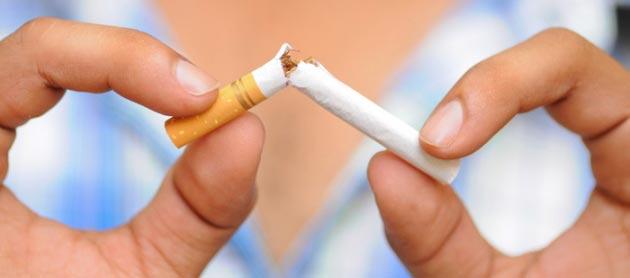 отказ от курения чтобы не возникали трещины на языке