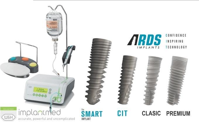 Ards зубные импланты
