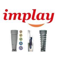 Качество имплантации зубов с имплантами Implay