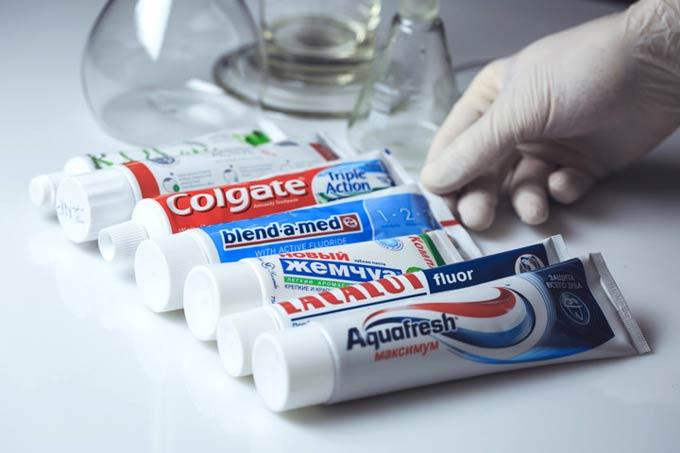 абразивные свойства зубной пасты