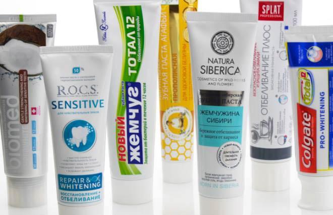 абразивные компоненты зубных паст