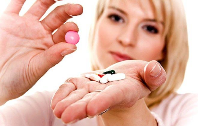 препараты при флюсе