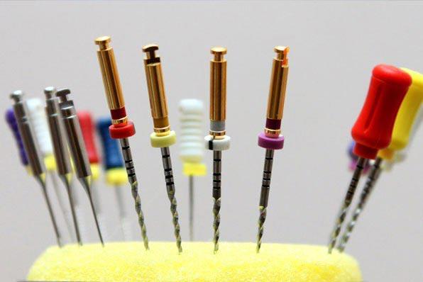 инструменты для эндодонтии