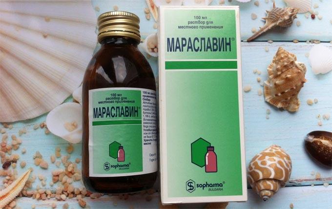полоскание мараславином