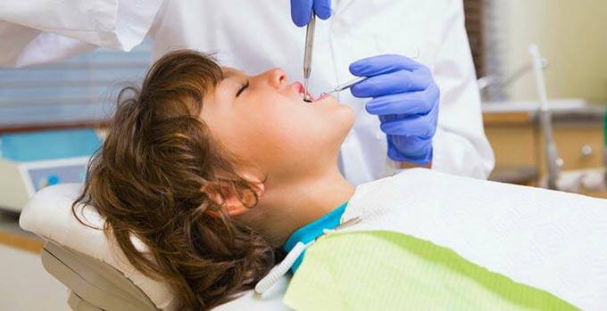 детская стоматология под общим наркозом