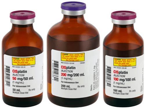 Cisplatin (Цисплатин)