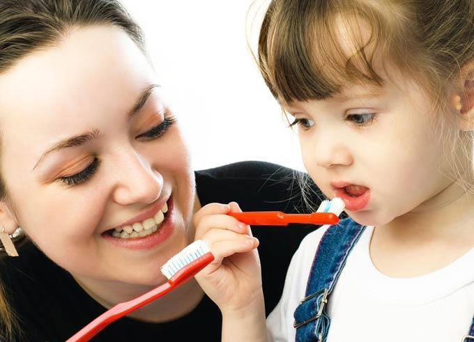 правильная гигиена зубов