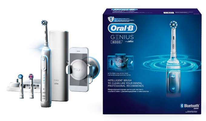 oral b genius 8000