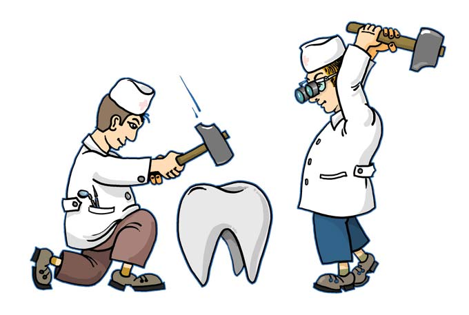 профессия зубного техника