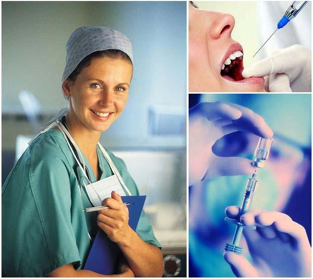 техника торусальной анестезии