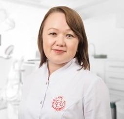 Луканина врач-стоматолог