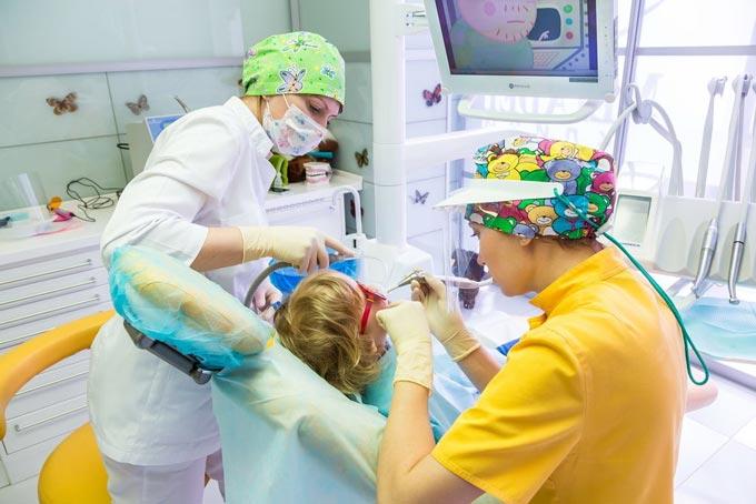 болезни корня зуба у детей