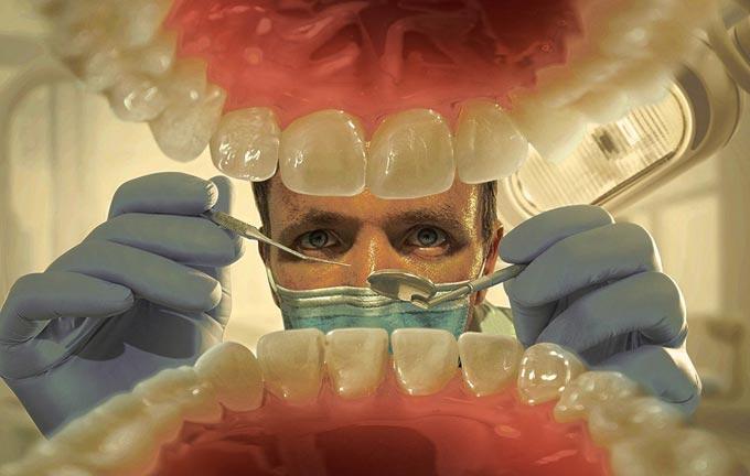 причины резорбции корня зуба