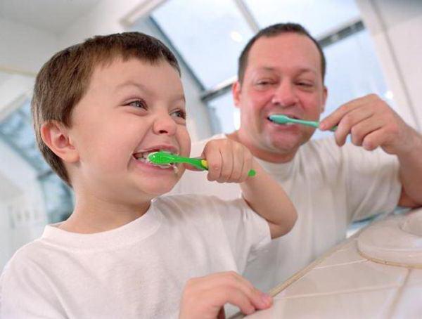 профилактика гингивита у детей