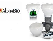 импланты альфа био