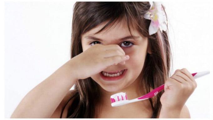 гигиена рта у ребенка