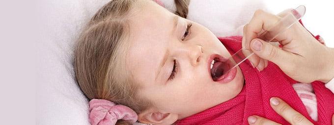 аллергический стоматит у детей